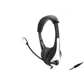 Cuffie con microfono AVID AE-36 bianco (jack singolo)