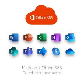 Corso di formazione su Microsoft 365 - Pacchetto avanzato