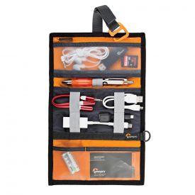 Lowepro LP37140 Compact Gearup Wrap, sacca per attrezzatura fotografica accessori, grigia.