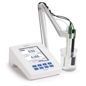 pHmetro da banco con metodi incrementali ISE