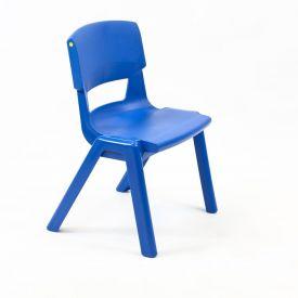 Sedia Postura Plus H43 cm - Ink Blue - Usato