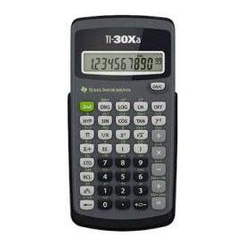 Texas Instruments TI-30XA - SCATOLA DA 12 CALCOLATRICI