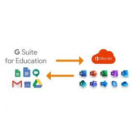 Servizio Migration - Migrazione da G Suite a Office 365 e viceversa