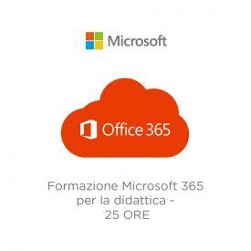 Corso di formazione Microsoft 365 per la didattica - 25 ore