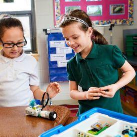 Corso di formazione su STEAM: a lezione di robotica educativa nella scuola primaria
