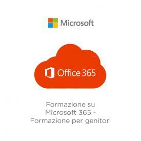 Corso di formazione su Microsoft 365 - Formazione per genitori