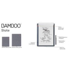 SmartPad Wacom Bamboo Slate CDS-810S L - EDU