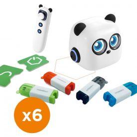 Makeblock - mTiny Discover Class Pack (6 robot)