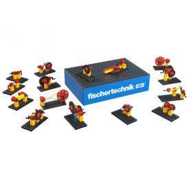 fischertechnik STEM Primaria - Set per la classe Ruote dentate