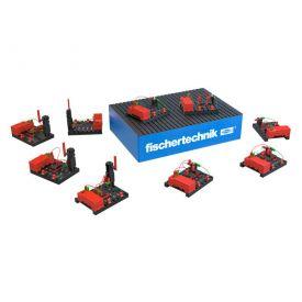 fischertechnik STEM Primaria - Set per la classe Elettricità