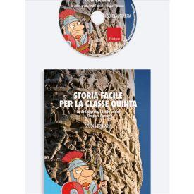 Storia facile per la classe quinta con la LIM (KIT: Libro + CD-ROM) -