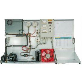 Frigoboard - Impianto frigorifero automatico didattico