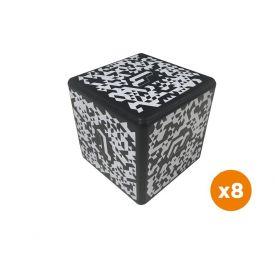 ClassVR - Kit da 8 ARCube - Black (8 cubi per realtà aumentata)