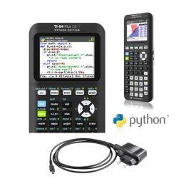 TI-84 Plus CE-T Python Edition Teacher con caricabatterie - Calcolatrice grafica