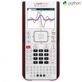 TI-Nspire CX II-T Student Python Ed. - Calcolatrice grafica Texas Instruments in italiano