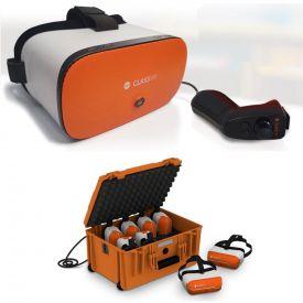 ClassVR Premium - Kit per realtà virtuale in classe (8 visori) v. 64GB