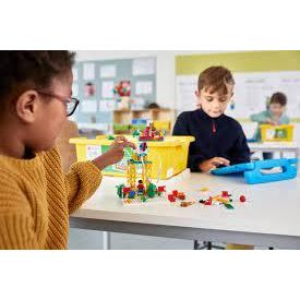 Corso di formazione LEGO SPIKE Essential: lezione di scienze al luna park