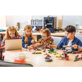 Corso di Formazione - Maker a scuola