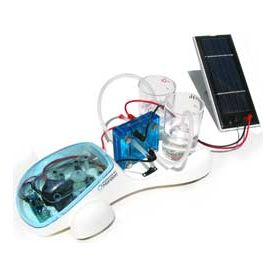 Hydrocar - Macchina ad idrogeno solare