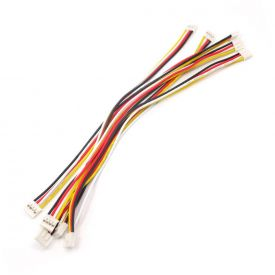 Grove - Universal 4 Pin 20cm Cable (5 PCs Pack) S