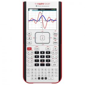 TI-Nspire CX II-T + Software Teacher Premium - Calcolatrice grafica Texas Instruments