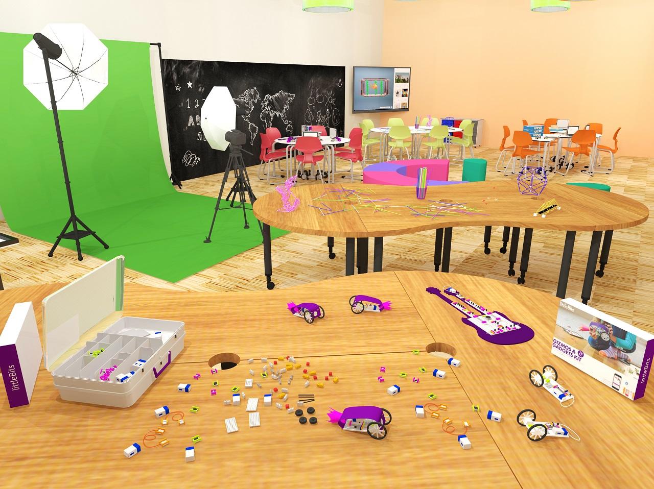 Atelier creativi per Piano Nazionale Scuola Digitale 2