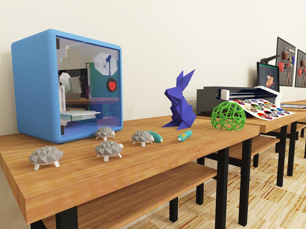 Atelier creativi per Piano Nazionale Scuola Digitale 1