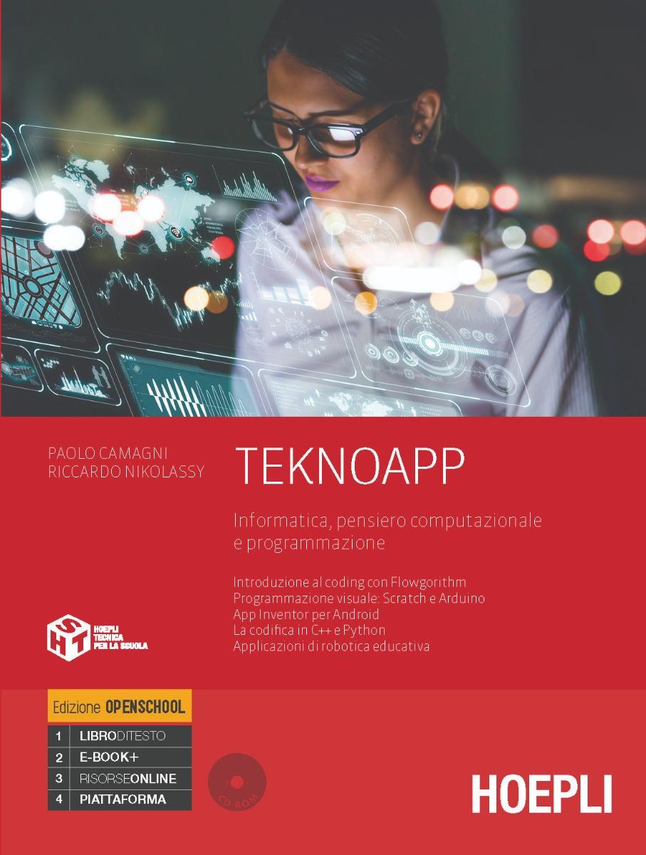 Cover Hoepli TeknoApp
